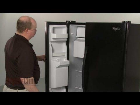 Whirlpool Refrigerator Freezer Replace Door Gasket #2159080