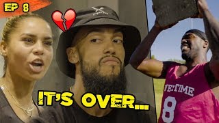 """""""I'm More Than An INFLUENCER!"""" Emotions ERUPT Before DEADLY Marine Workout! Larry & Chania DIVORCE"""