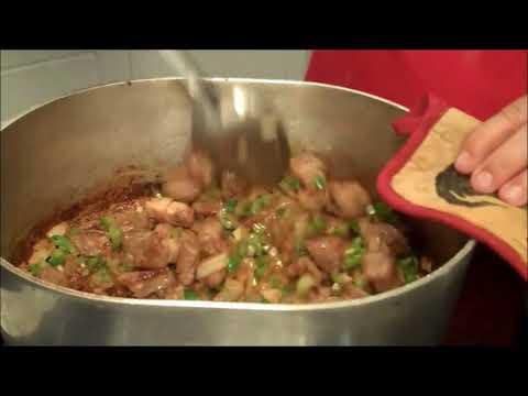 Pork Grillade de Marinade Made The Chef Bourque Way