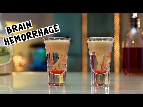 Brain Hemorrhage - Tipsy Bartender