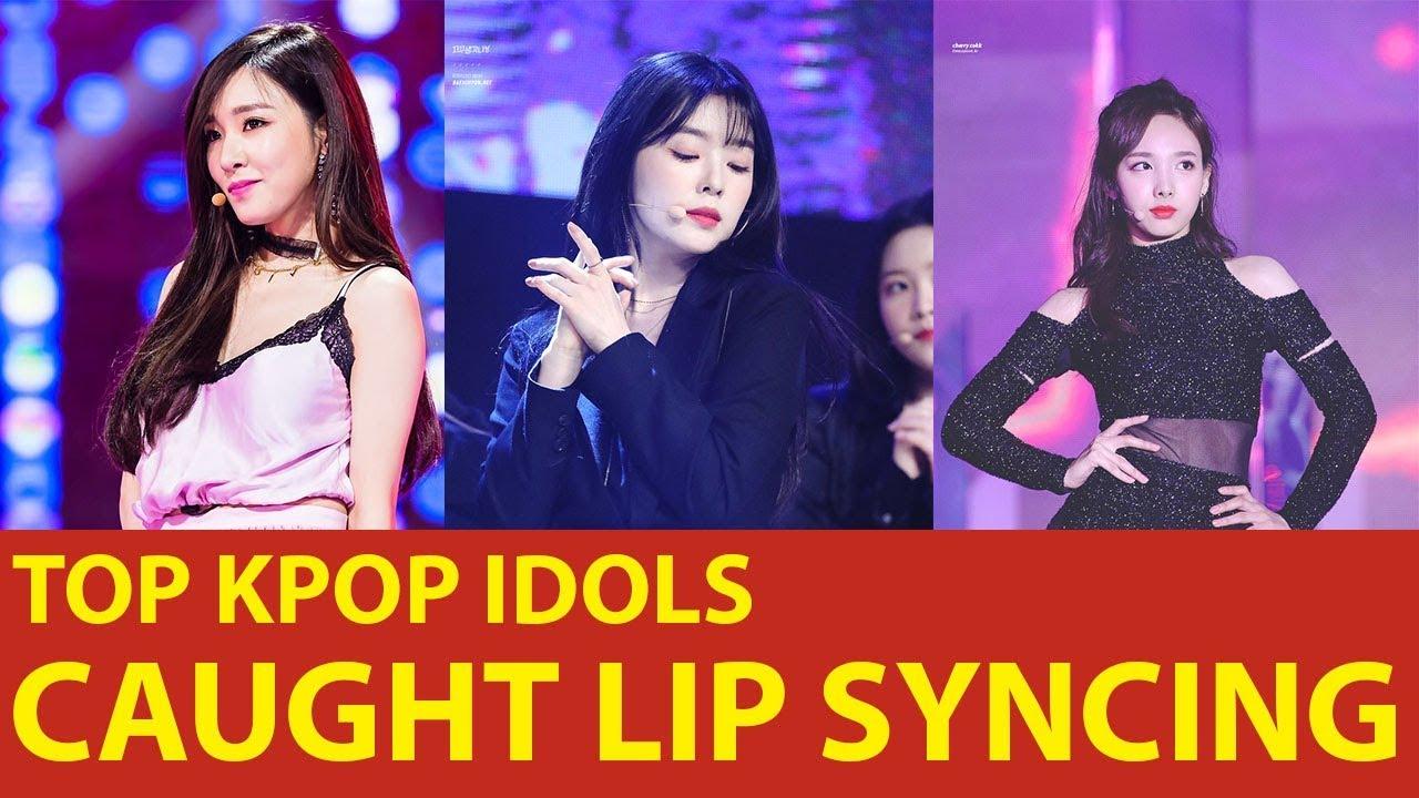 Kpop Idols LIP SYNC FAILS (2018!!!)