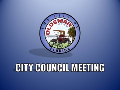 City of Oldsmar Council Meeting, 12/2/2014