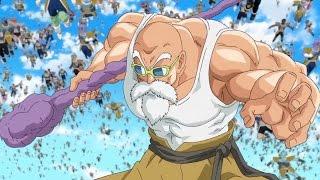 Top 10 Kick Ass Anime Mentors