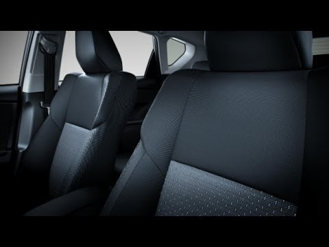 FH group install and over view of the PU Leather black and grey seat cover for Honda Civic LX sedan