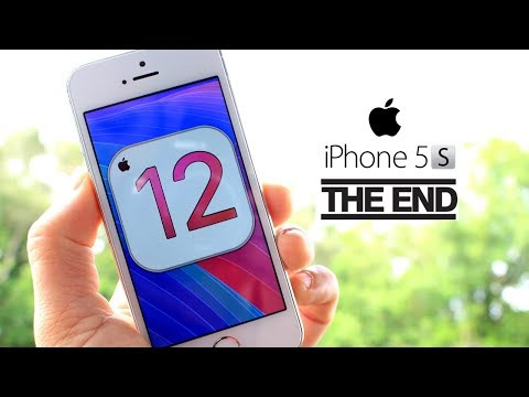 Will Apple Kill the iPhone 5S in 2018 with iOS 12 ?