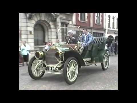 1993 Belfast To Portrush Vintage Car Rally (Ballymena)