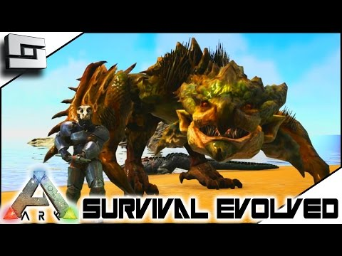 HOT SICK ACTION Modded ARK Extinction Core E1 Ark Survival Evolved