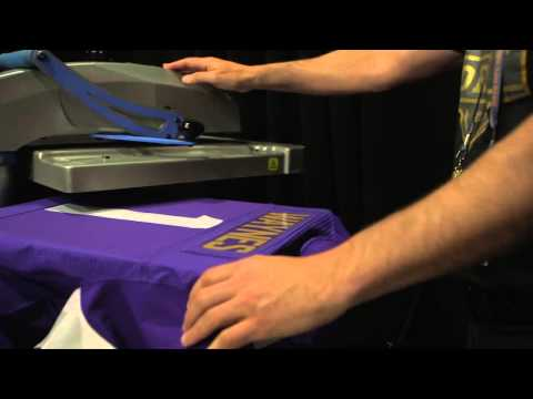 Making of 2015 NFL Draft Nike jerseys