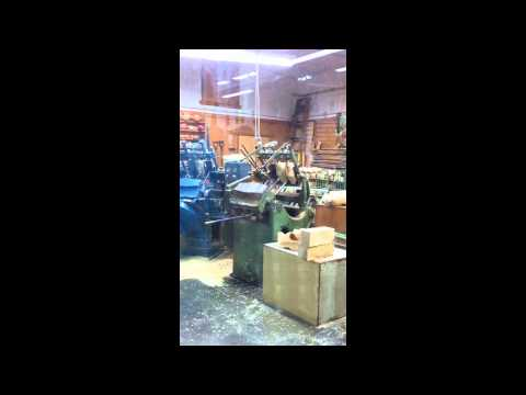 Making Traditional Dutch Wooden Shoes
