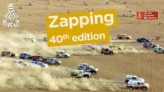 Zapping - 40th edition - Dakar 2018