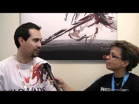 GamesCom 2011: Guild Wars 2 Video Interview