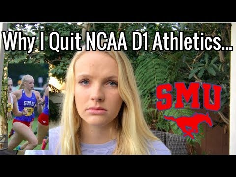 Why I Quit NCAA Division I Athletics (Track and Cross Country)