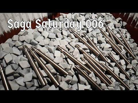 The CRUNCH  - Saga Saturday 006