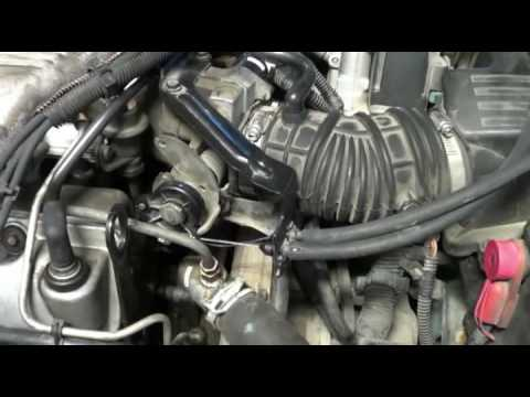 1995 Pontiac Grand Am Throttle Cable Replacement