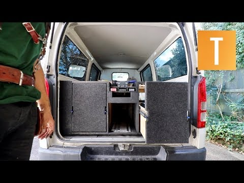 How to Install Carpet in a Van