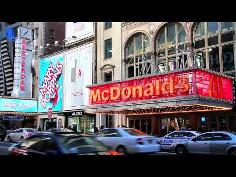 ^MuniNYC - 42nd Street & 8th Avenue (Times Square, Manhattan 10036)