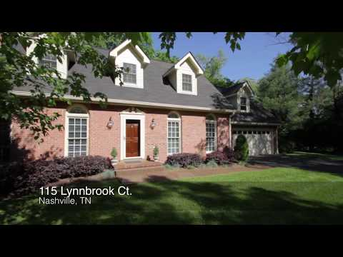 Beautiful all brick home in Green Hills nestled off a quiet street