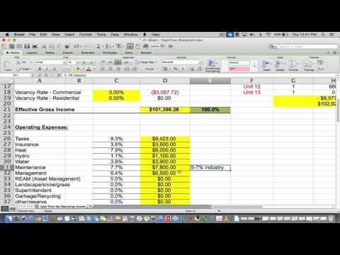 IPAT - Step 3 - Calculating Operating Expenses