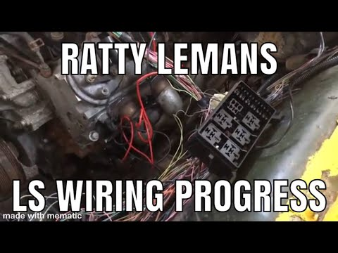 Ep.25: Ratty Muscle Car Lemans with Great Beer!