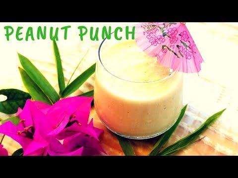 Trinidad Peanut Punch - Episode 143