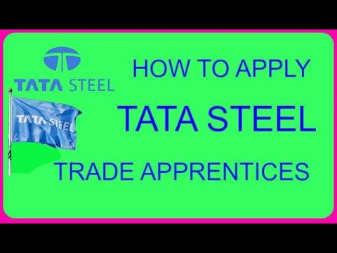 How to Apply TATA STEEL Trade Apprentices.