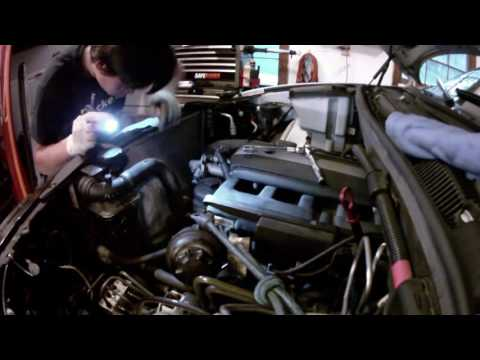 X5 Diaries Ep.02 - Oil filter housing gasket on a BMW M54 motor