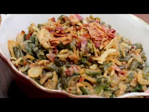 How to Make Green Bean Casserole in a Slow Cooker -  Easy Recipe!