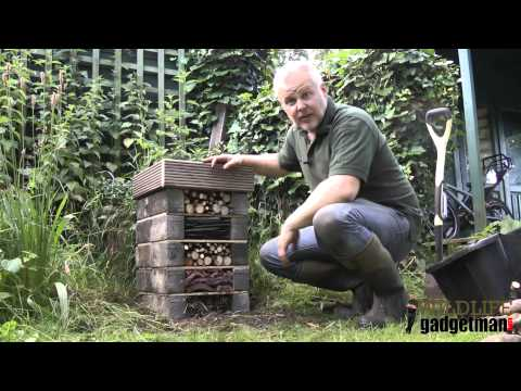 How to build a Bug Hotel