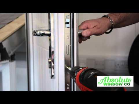 How to change a upvc door cylinder