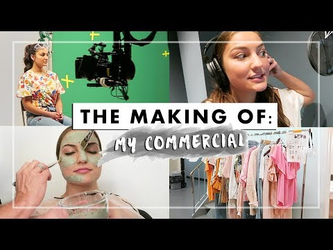 We Made A TV Commercial + Here's How We Made It | Behind The Scenes