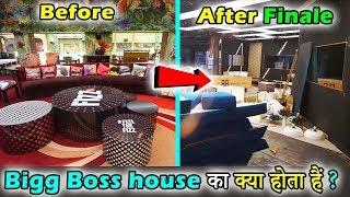 शो के बाद बिग बॉस के घर का क्या होता हैं ? What happens to Bigg Boss house after The Show