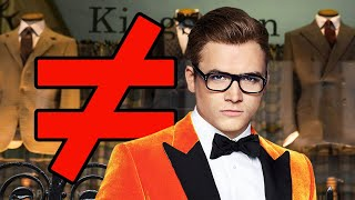 Kingsman - What's the Difference?