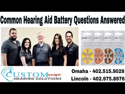 How long do hearing aid batteries last? How much do they cost? FAQs about hearing aid batteries