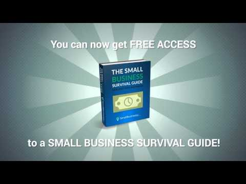 100 Page Small Business Survival Guide - No Ads...Just Knowledge