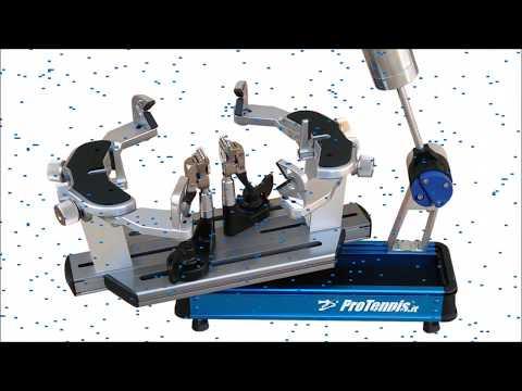 Manual stringing machine Protennis 442A
