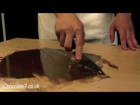How To Make A Chocolate Flake