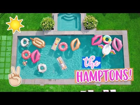 MY FIRST TIME IN THE HAMPTONS!