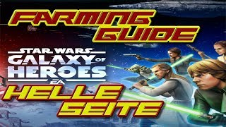 Star Wars Galaxy of Heroes: REBELS Basic Training Event (all