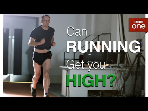 Can Running Get You High? - The Truth About Getting Fit - BBC One
