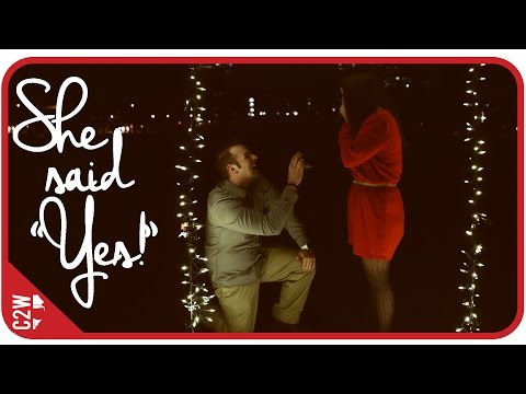 New Years Eve Proposal!