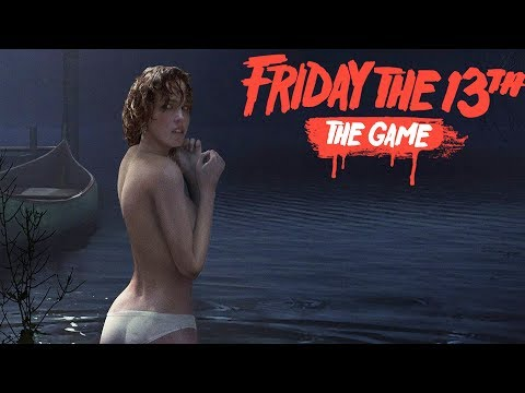 FRIDAY THE 13TH (PC, MALAYSIA)    Nokk Harommm ! First time main