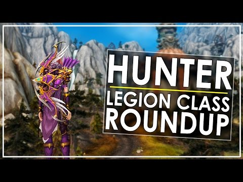 The Hunter - WoW Legion Class Review: Worth Playing?