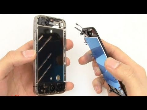 How To: Reassembly iPhone 4 Screen | DirectFix.com