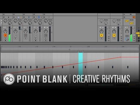 Ableton Live Tutorial: Creative Exponential Rhythms
