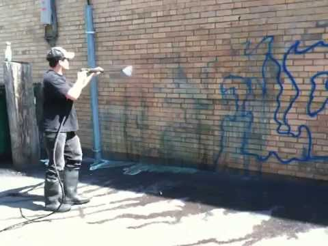 Ace of Spray Chicago Power Washing and Graffiti Removal