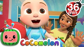 Download First Day of School + More Nursery Rhymes & Kids Songs - CoCoMelon Video