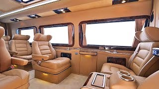 THE MOST EXPENSIVE AND AMAZING CAR INTERIORS IN THE WORLD