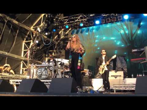 Ella Henderson sings Ghost at Brighton Pride 2015
