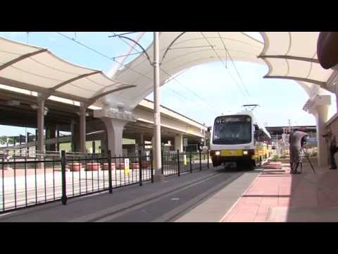 DART Orange Line to DFW Airport Preview