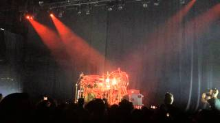 Will Ferrell & Chad Smith Music and Comedy Show Drum Off